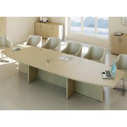 Стол для переговоров MULTIMEETING (бежевый)